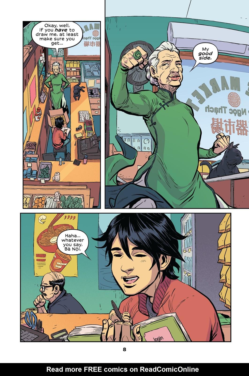 Read online Green Lantern: Legacy comic -  Issue # TPB - 7