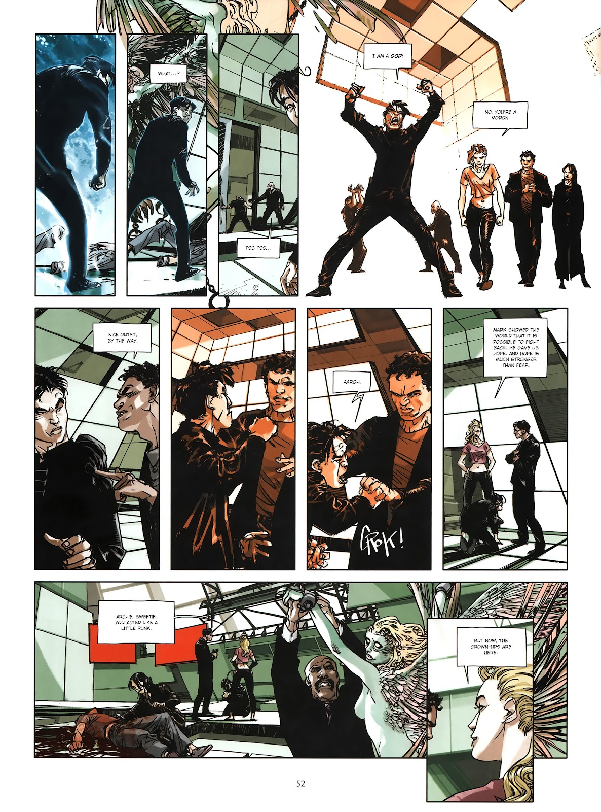 Read online Cutting Edge (2013) comic -  Issue #4 - 39