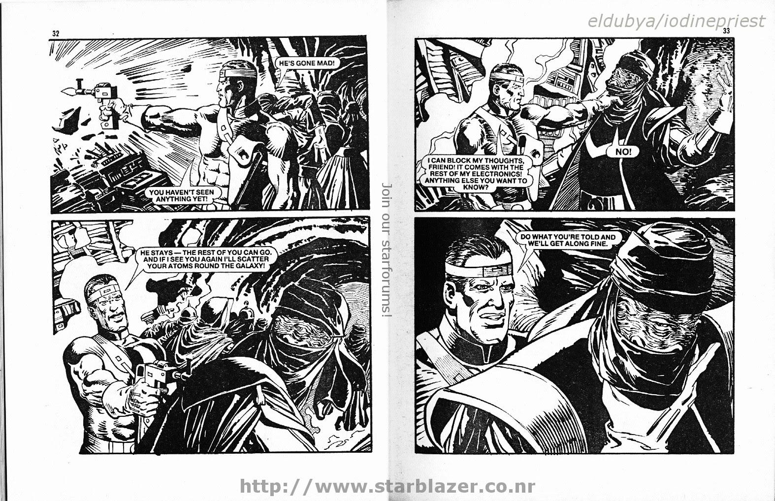 Starblazer issue 215 - Page 18