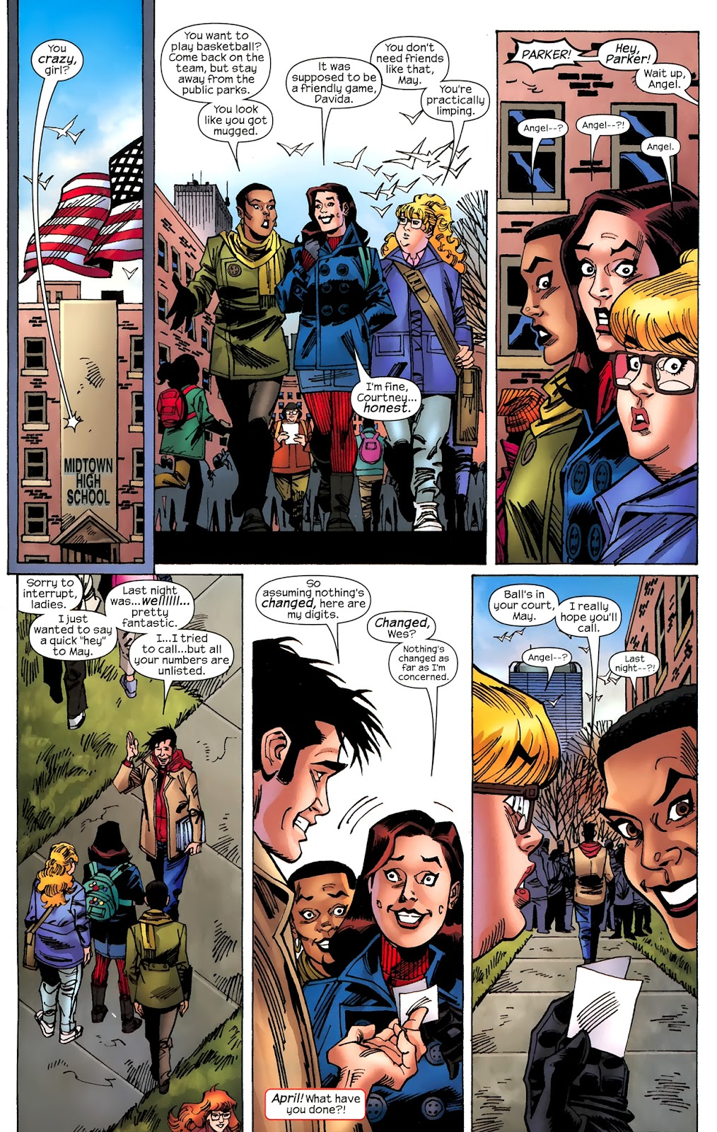 Web of Spider-Man (2009) Issue #2 #2 - English 22