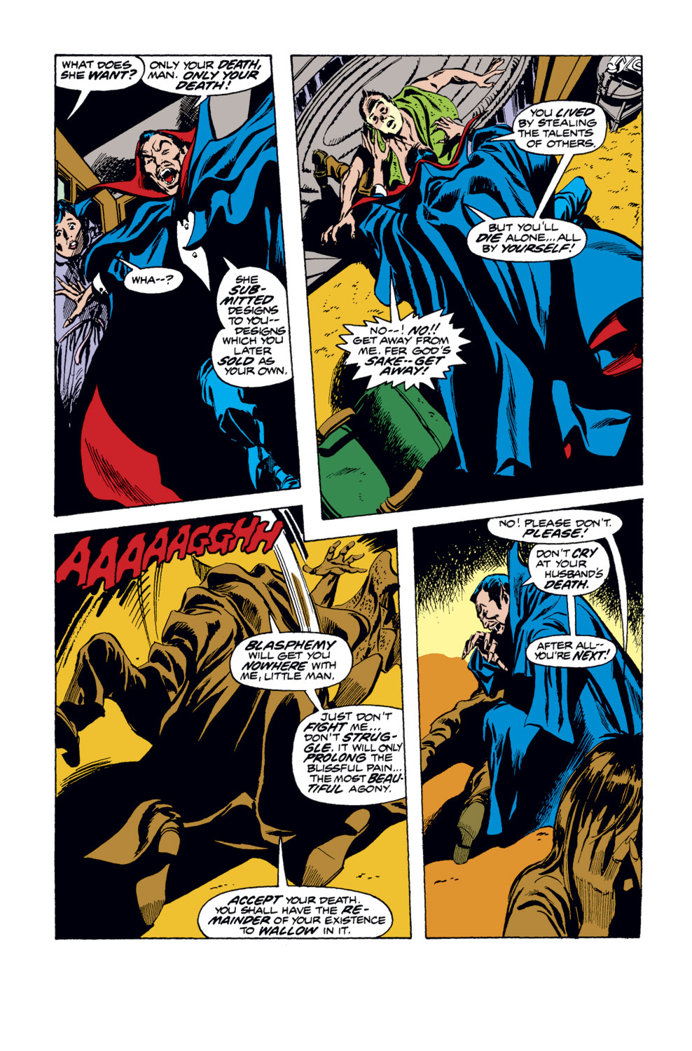 Tomb of Dracula (1972) issue 35 - Page 11