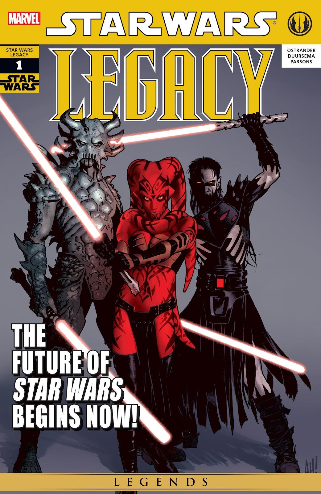 Read online Star Wars Legends: Legacy - Epic Collection comic -  Issue # TPB 1 (Part 1) - 5