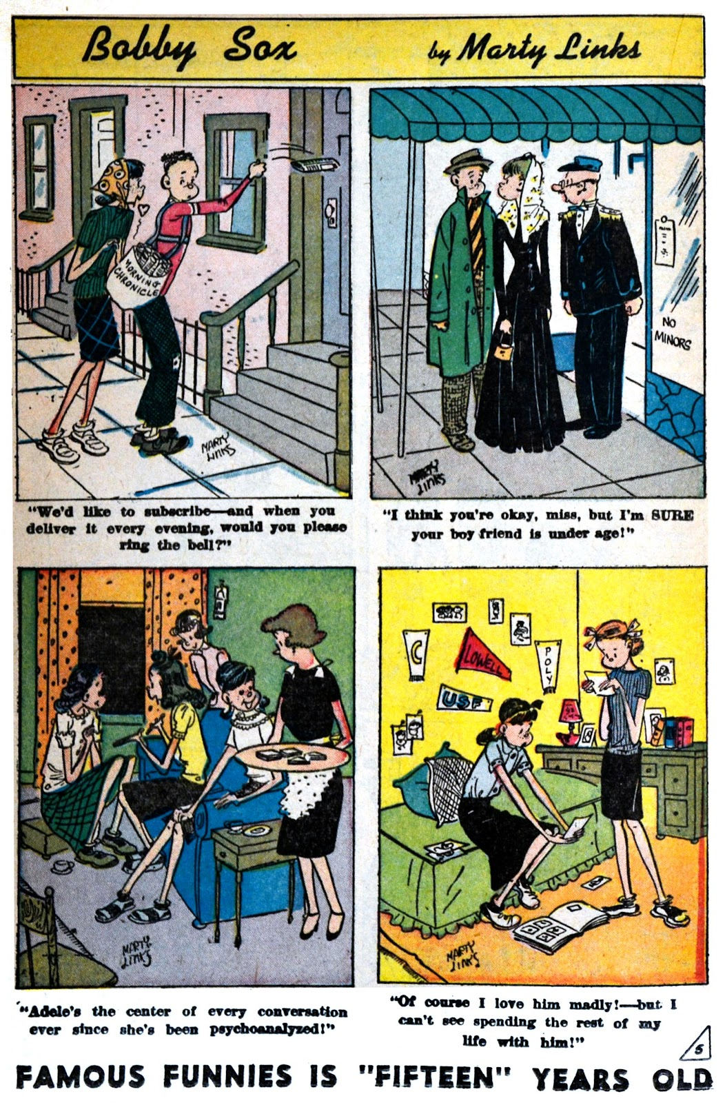 Read online Famous Funnies comic -  Issue #180 - 33