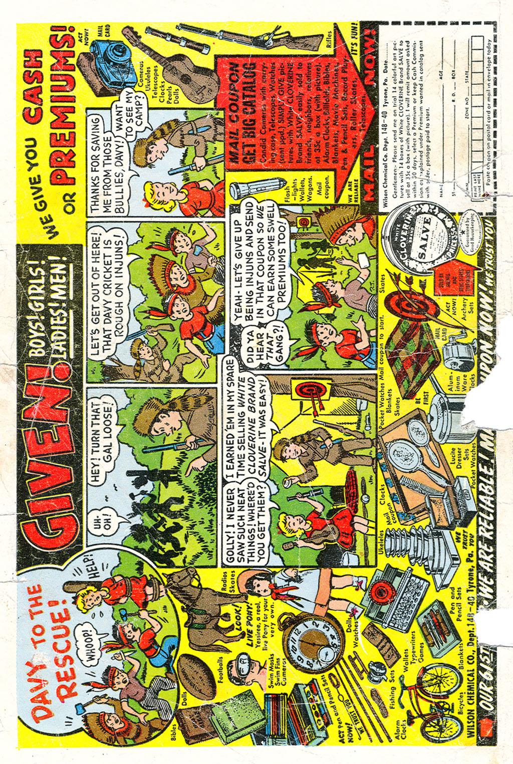 Read online Two-Gun Kid comic -  Issue #29 - 36