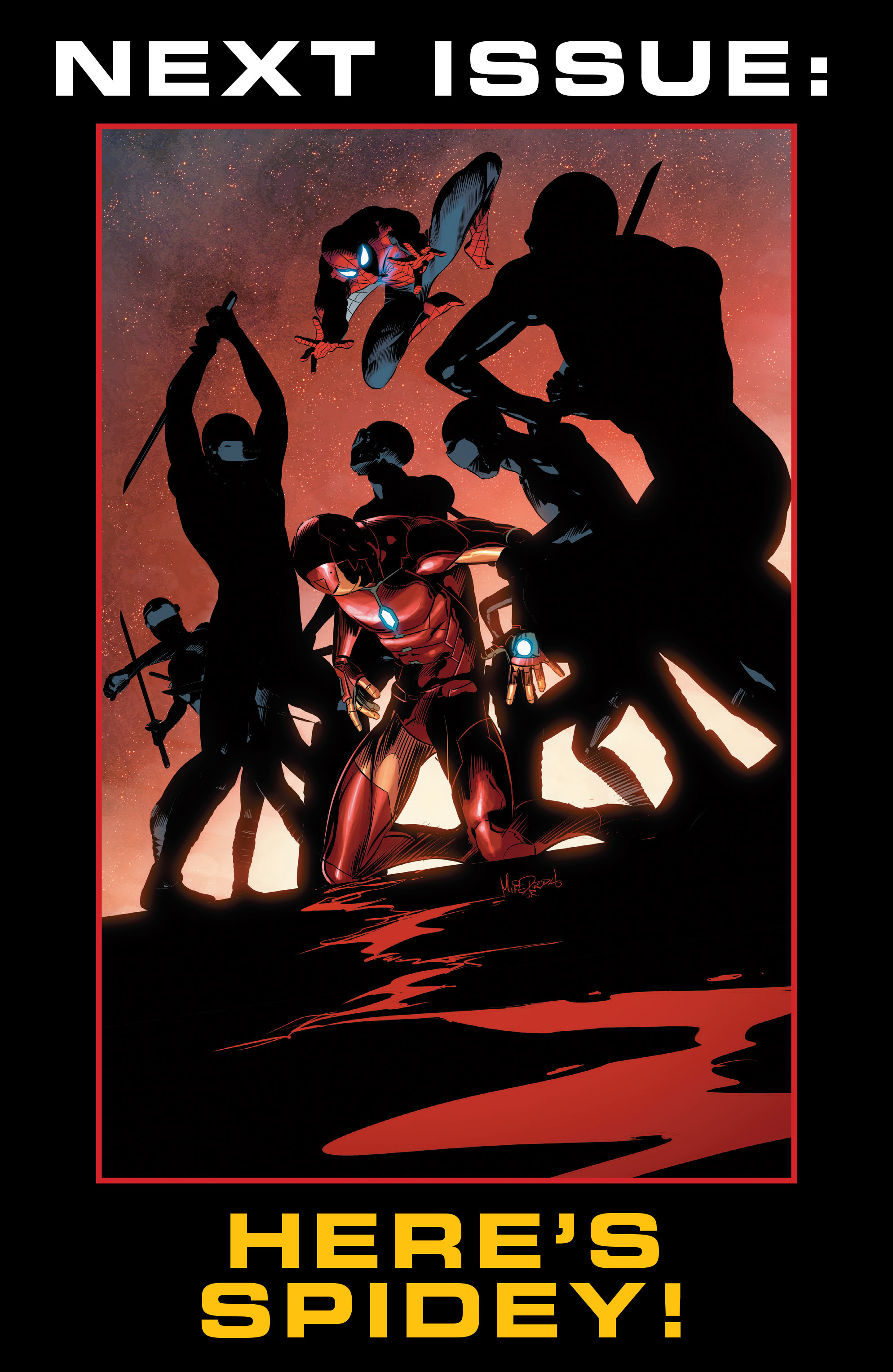 Read online True Believers: Invincible Iron Man-The War Machines comic -  Issue # Full - 45