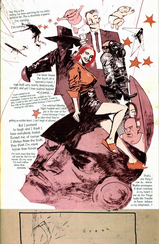 Read online Automatic Kafka comic -  Issue #1 - 7