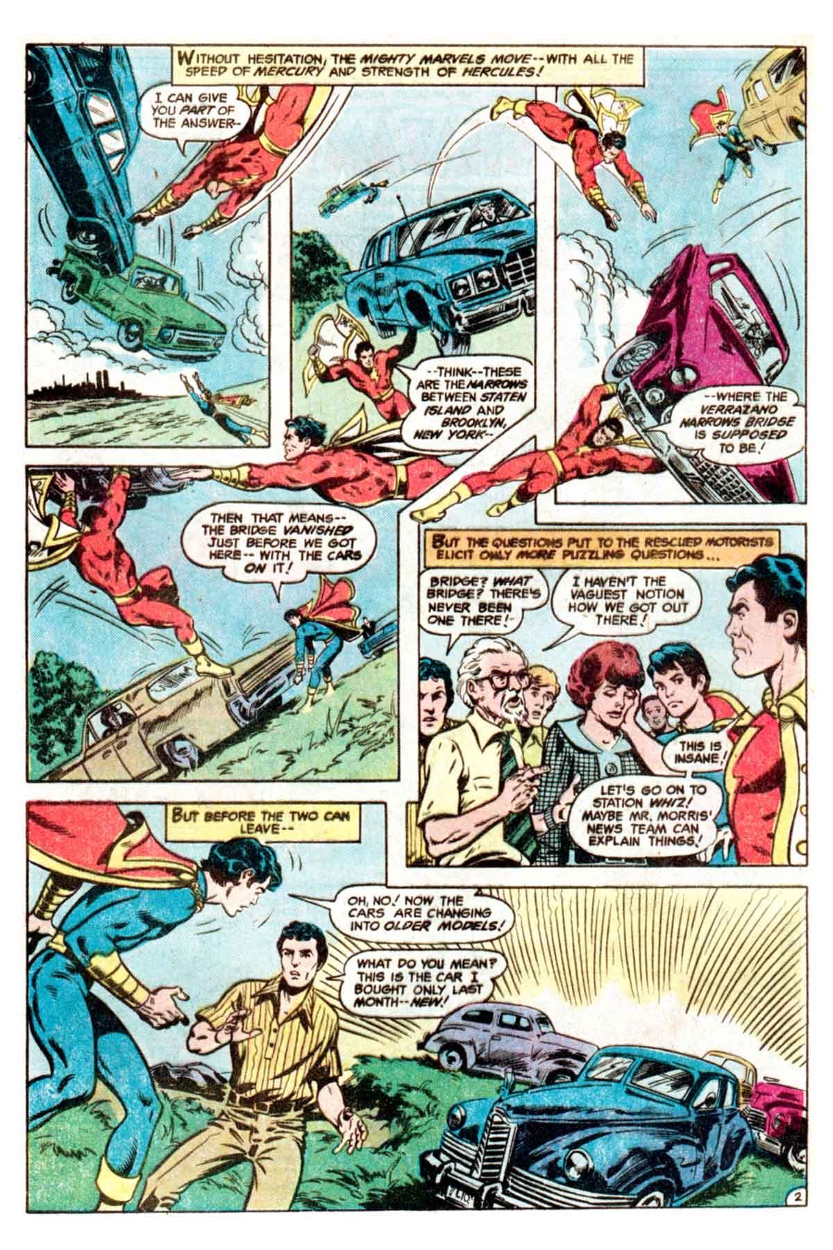Read online Shazam! (1973) comic -  Issue #35 - 3