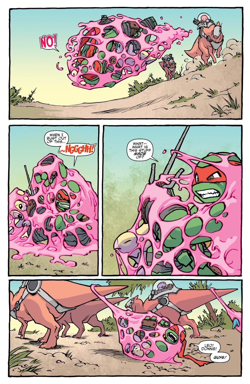 Read online Teenage Mutant Ninja Turtles: The IDW Collection comic -  Issue # TPB 5 (Part 1) - 11