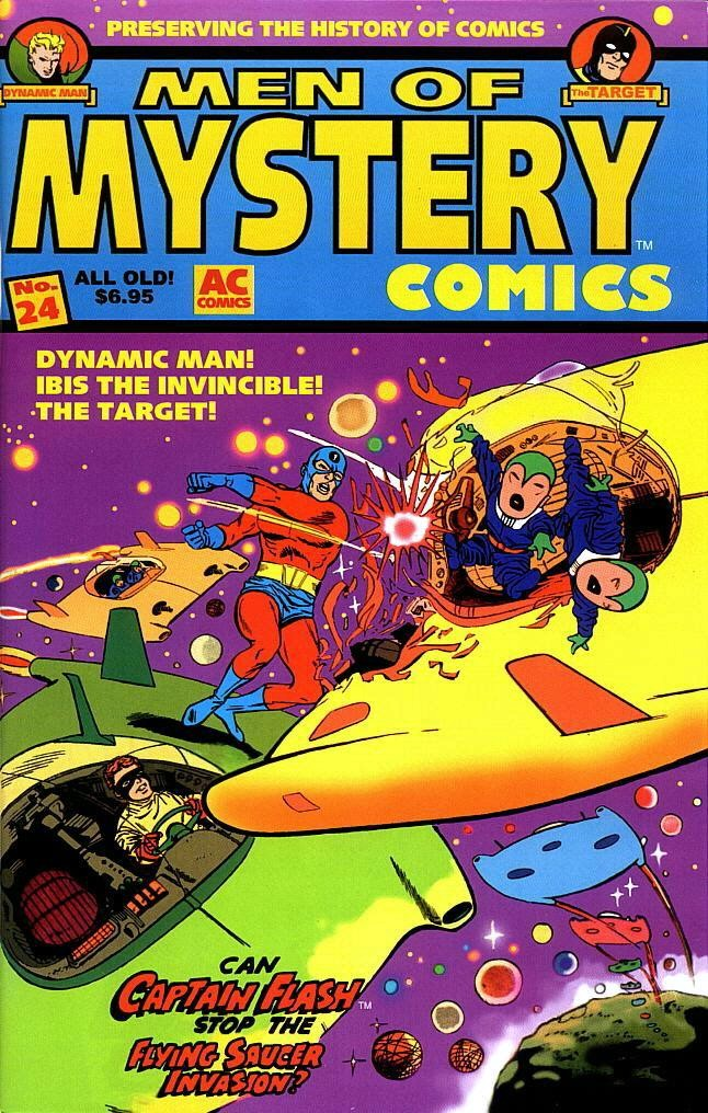 Read online Men of Mystery Comics comic -  Issue #24 - 1