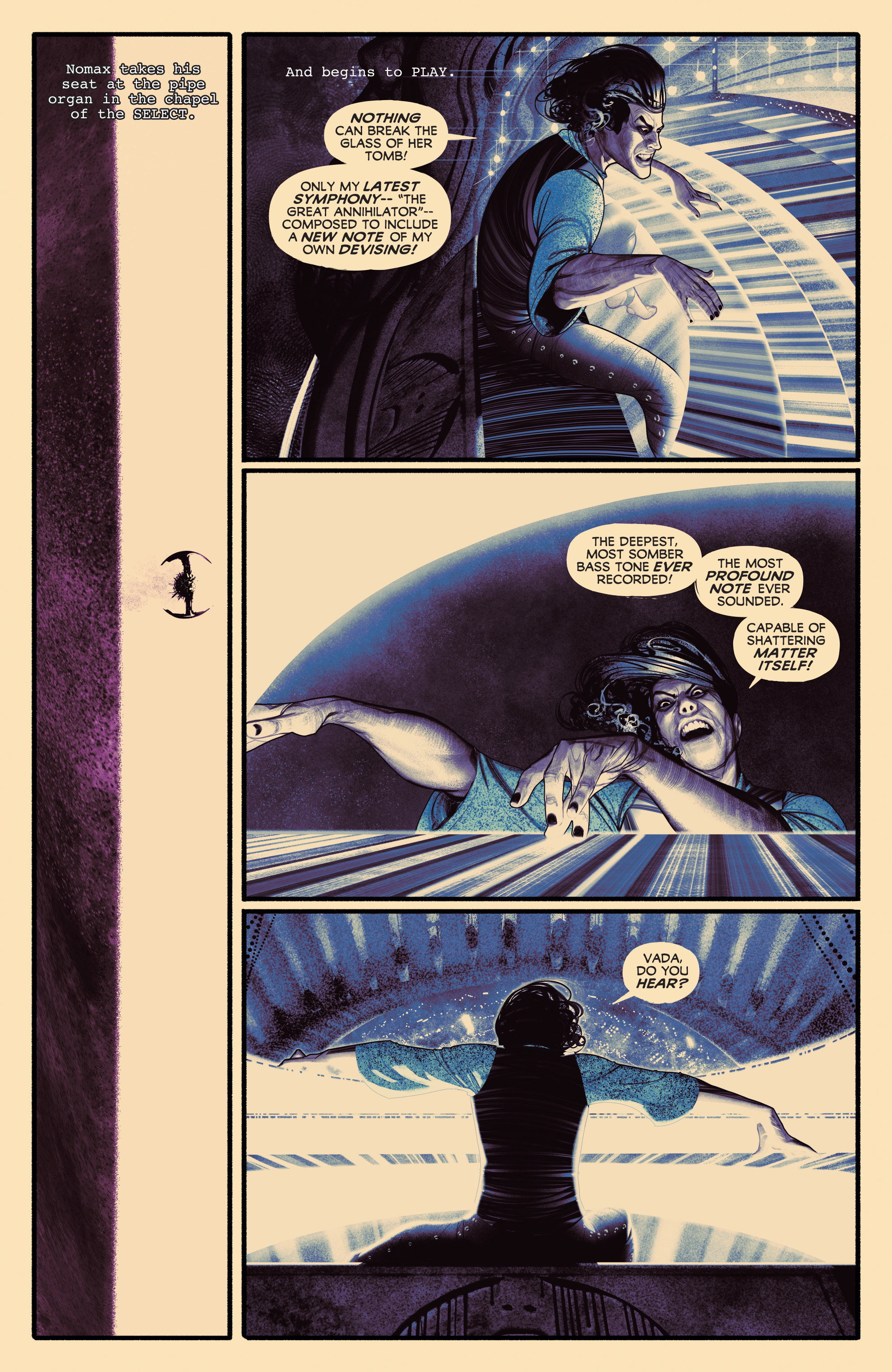 Read online Annihilator comic -  Issue #6 - 14