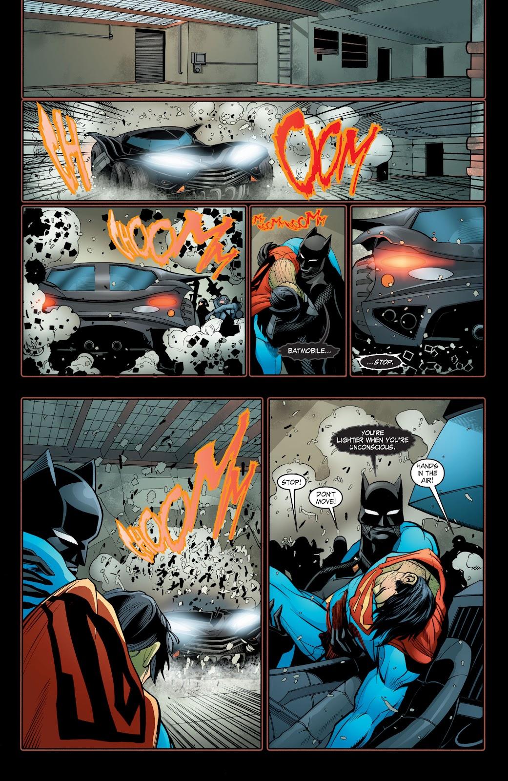 Read online Smallville Season 11 [II] comic -  Issue # TPB 2 - 89
