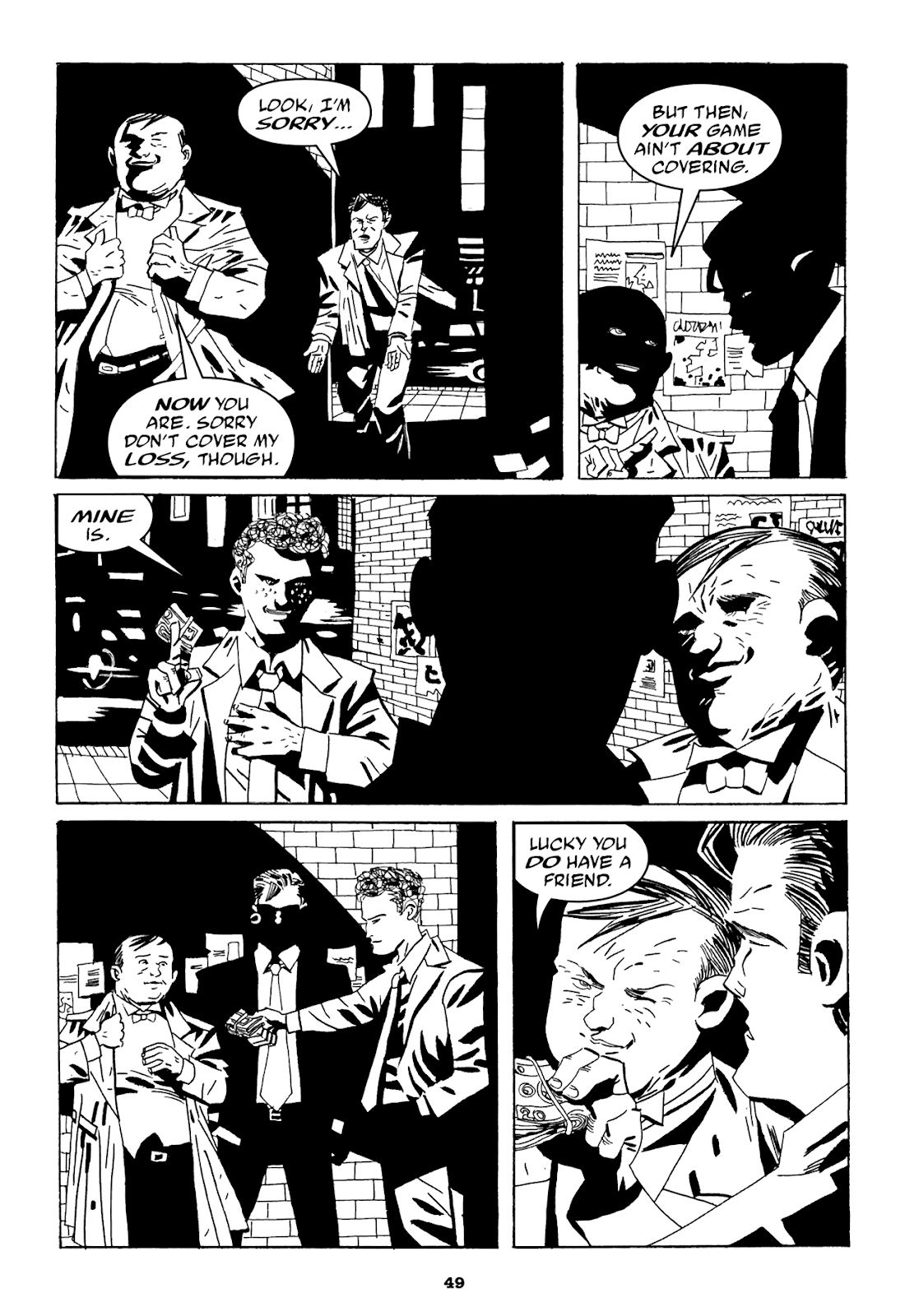 Read online Filthy Rich comic -  Issue # TPB (Part 1) - 51