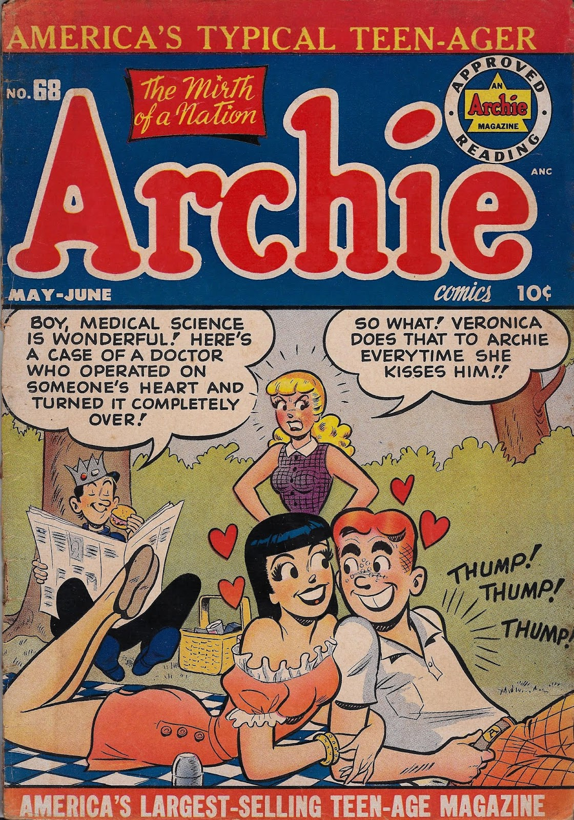 Archie Comics issue 068 - Page 1