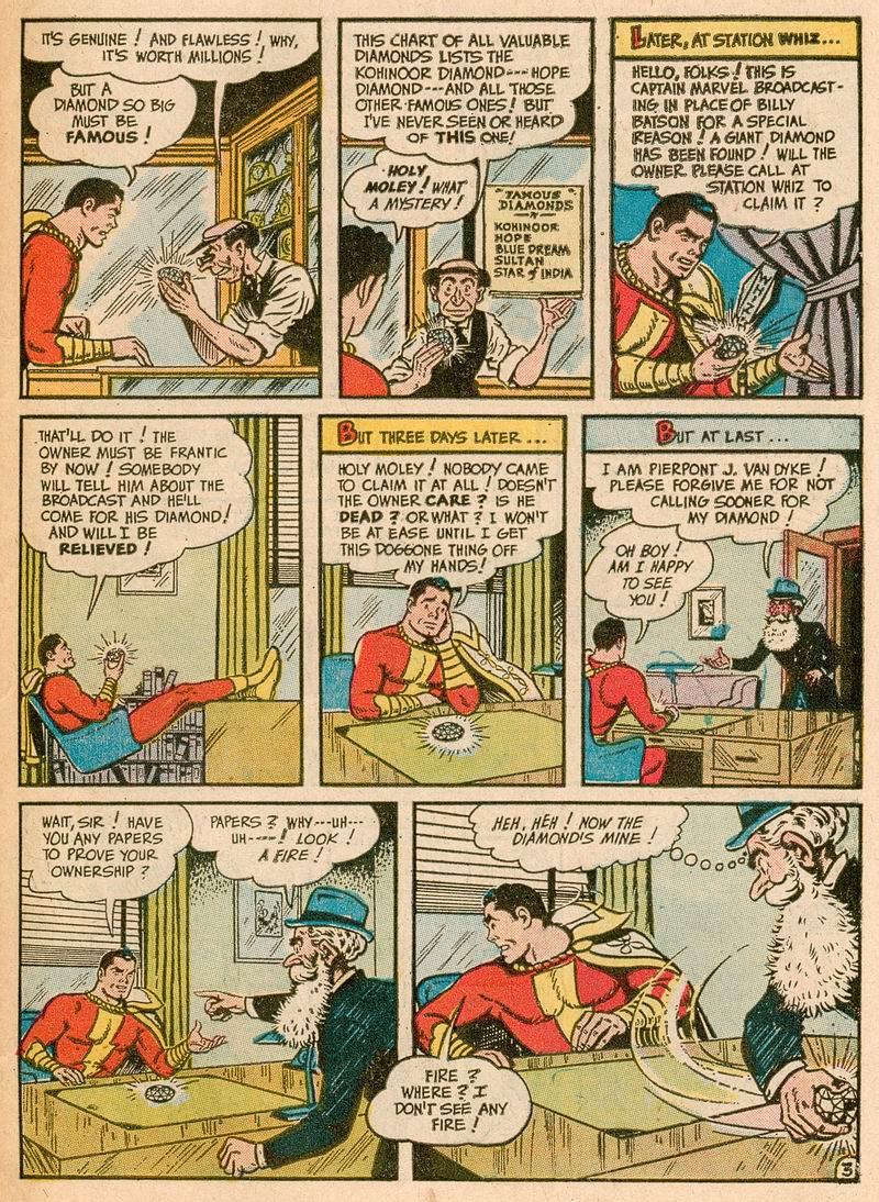 Read online Shazam! (1973) comic -  Issue #4 - 21