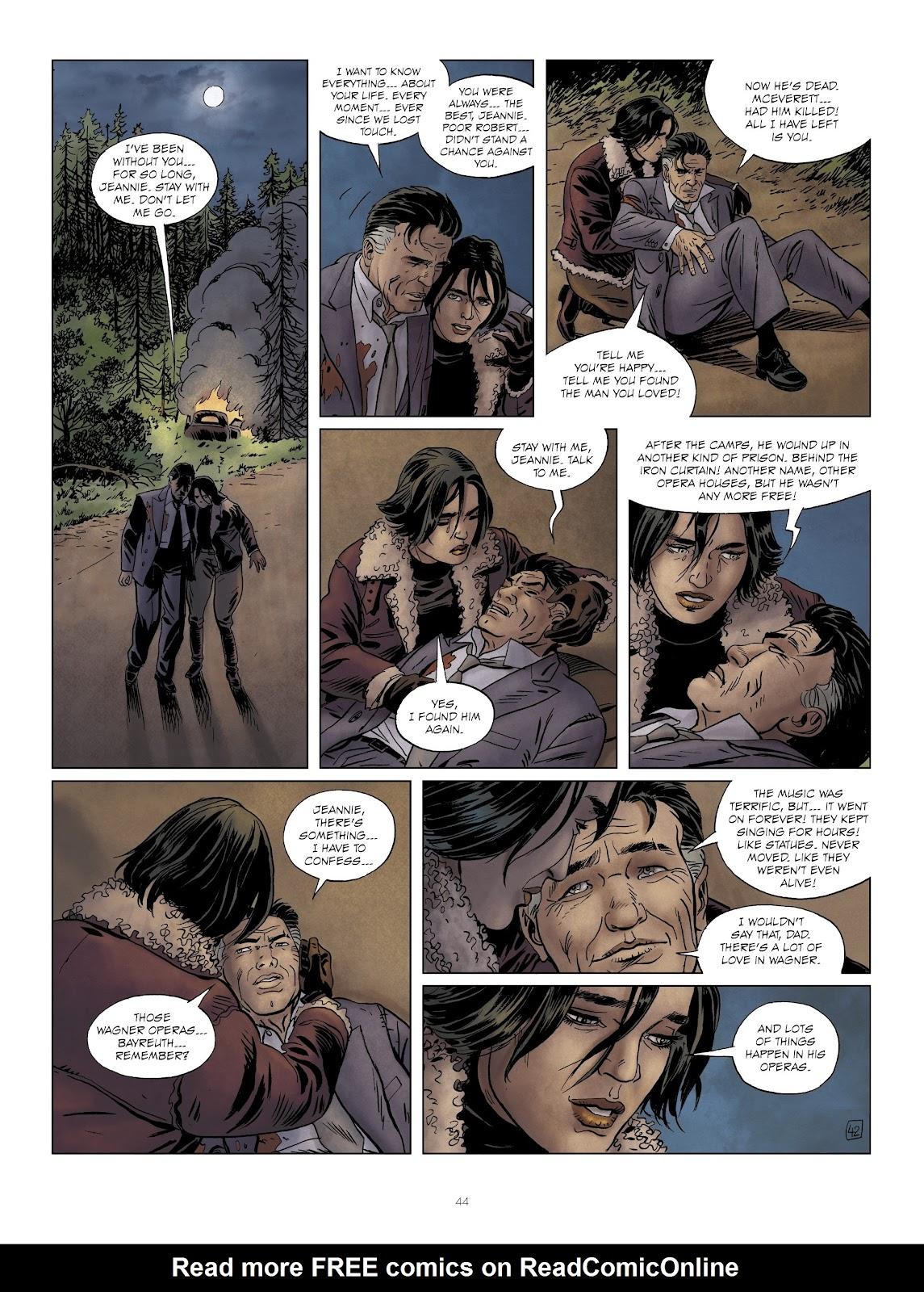 Read online Sherman comic -  Issue #6 - 44