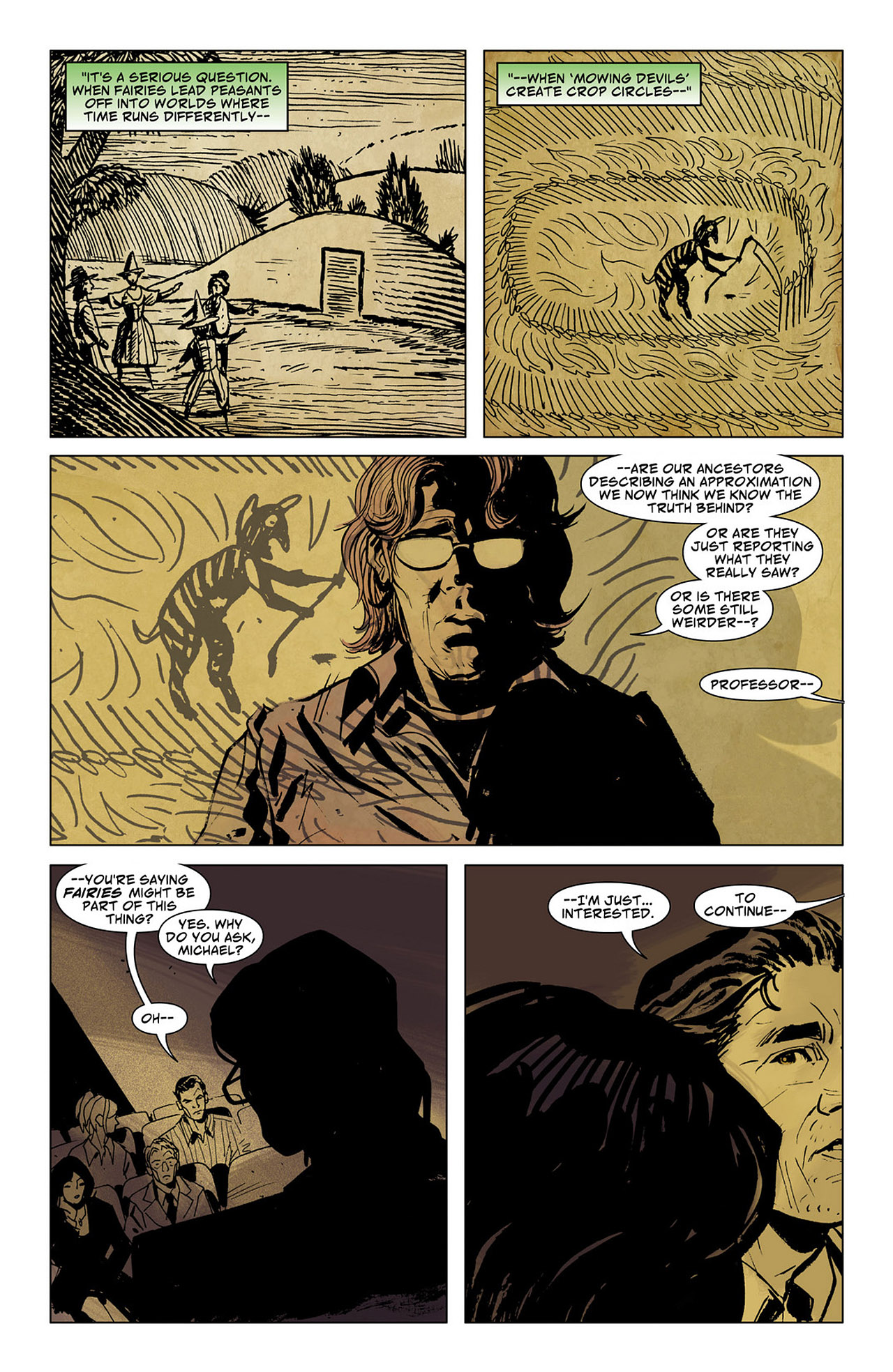 Read online Saucer Country comic -  Issue #6 - 4