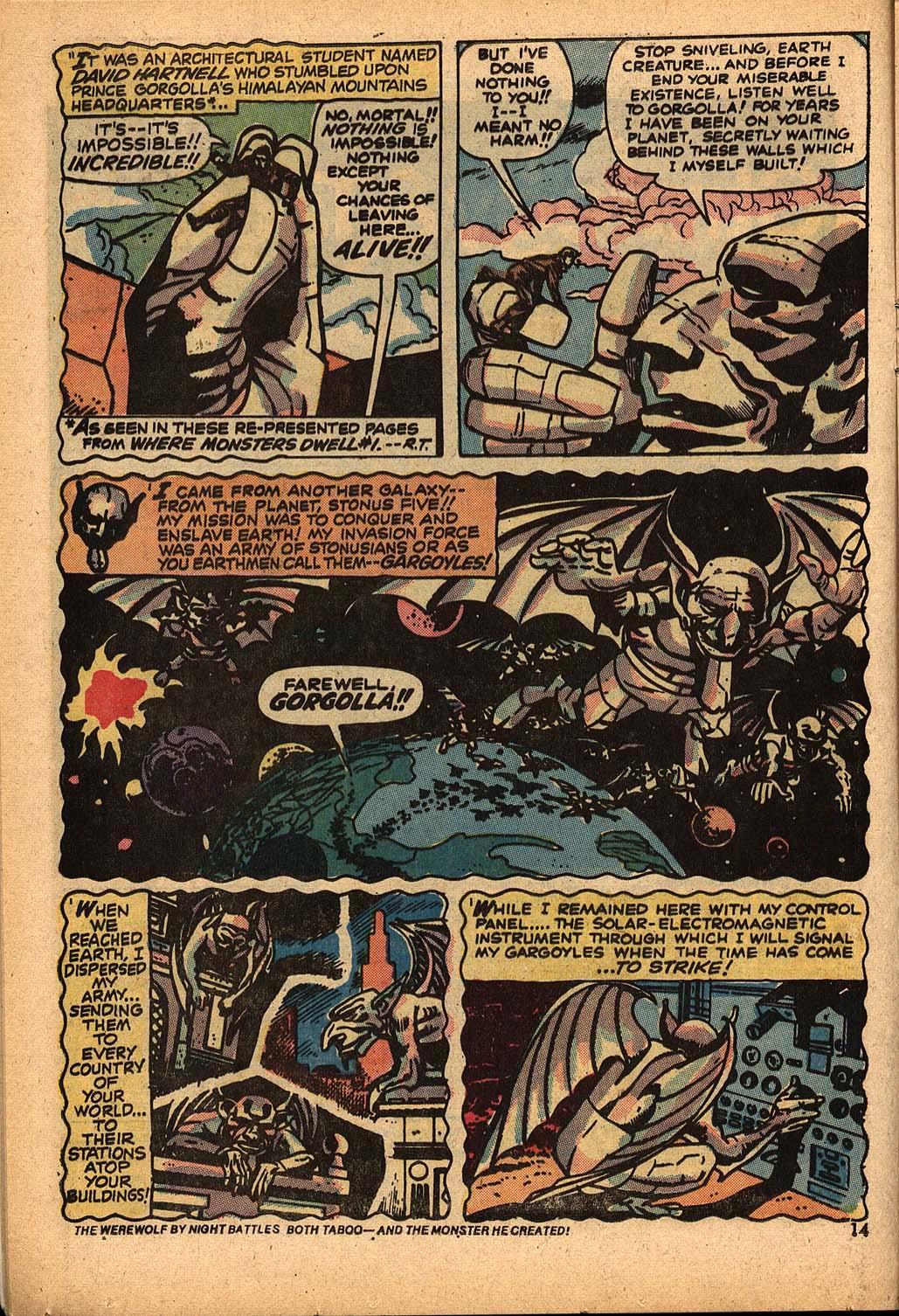 Read online Astonishing Tales (1970) comic -  Issue #22 - 8
