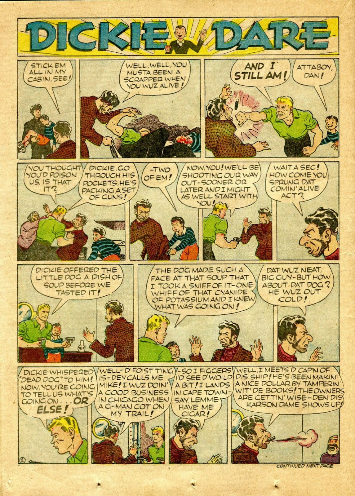 Read online Famous Funnies comic -  Issue #64 - 26