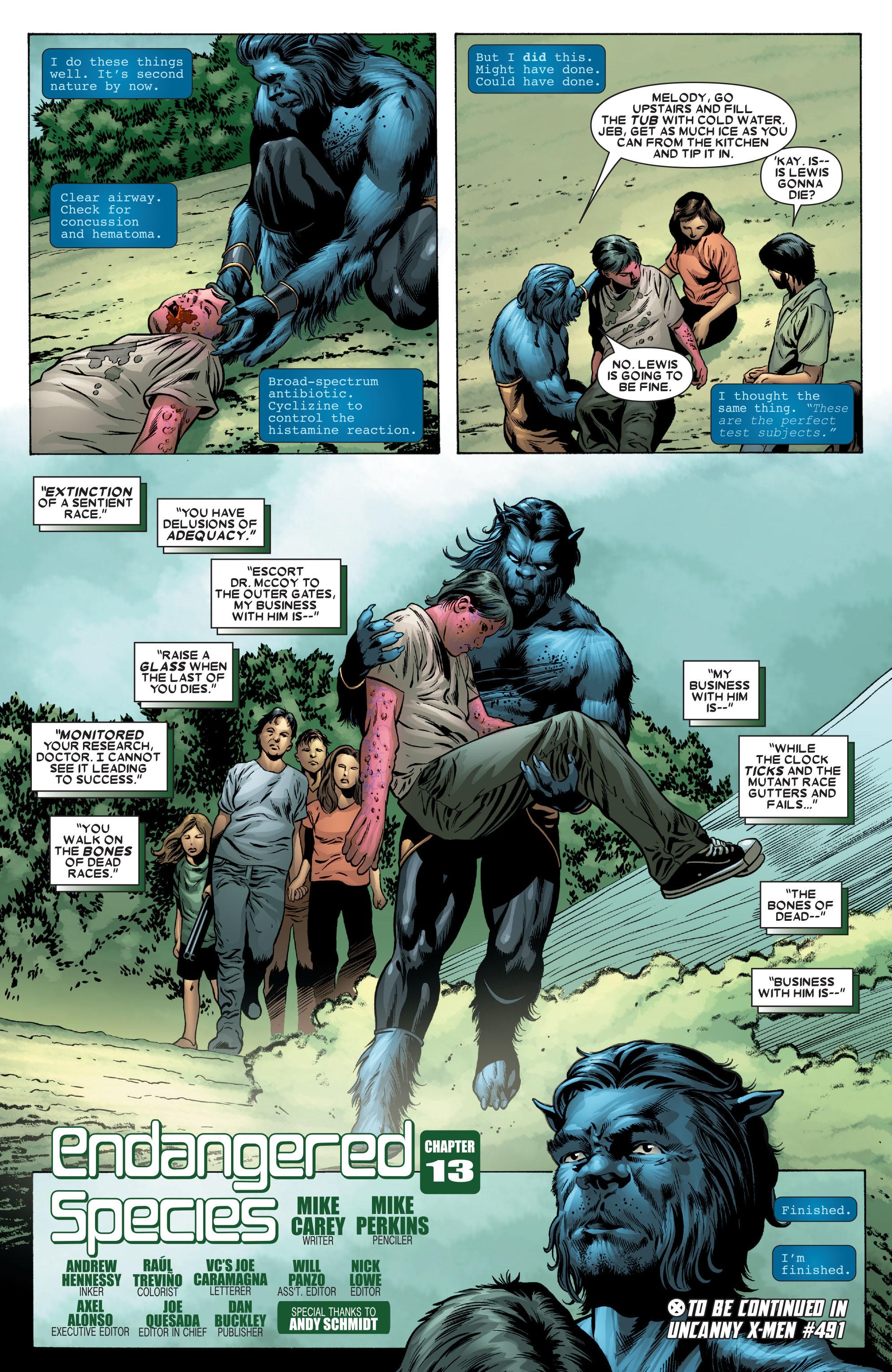 X-Men (1991) 203 Page 32