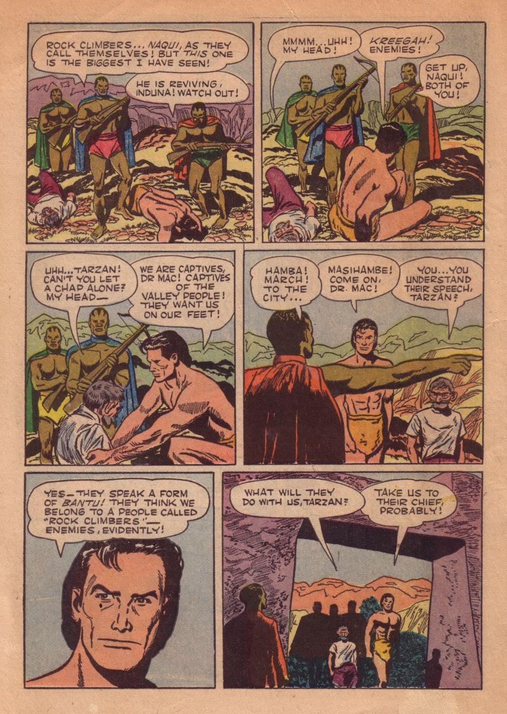 Tarzan (1948) issue 55 - Page 6