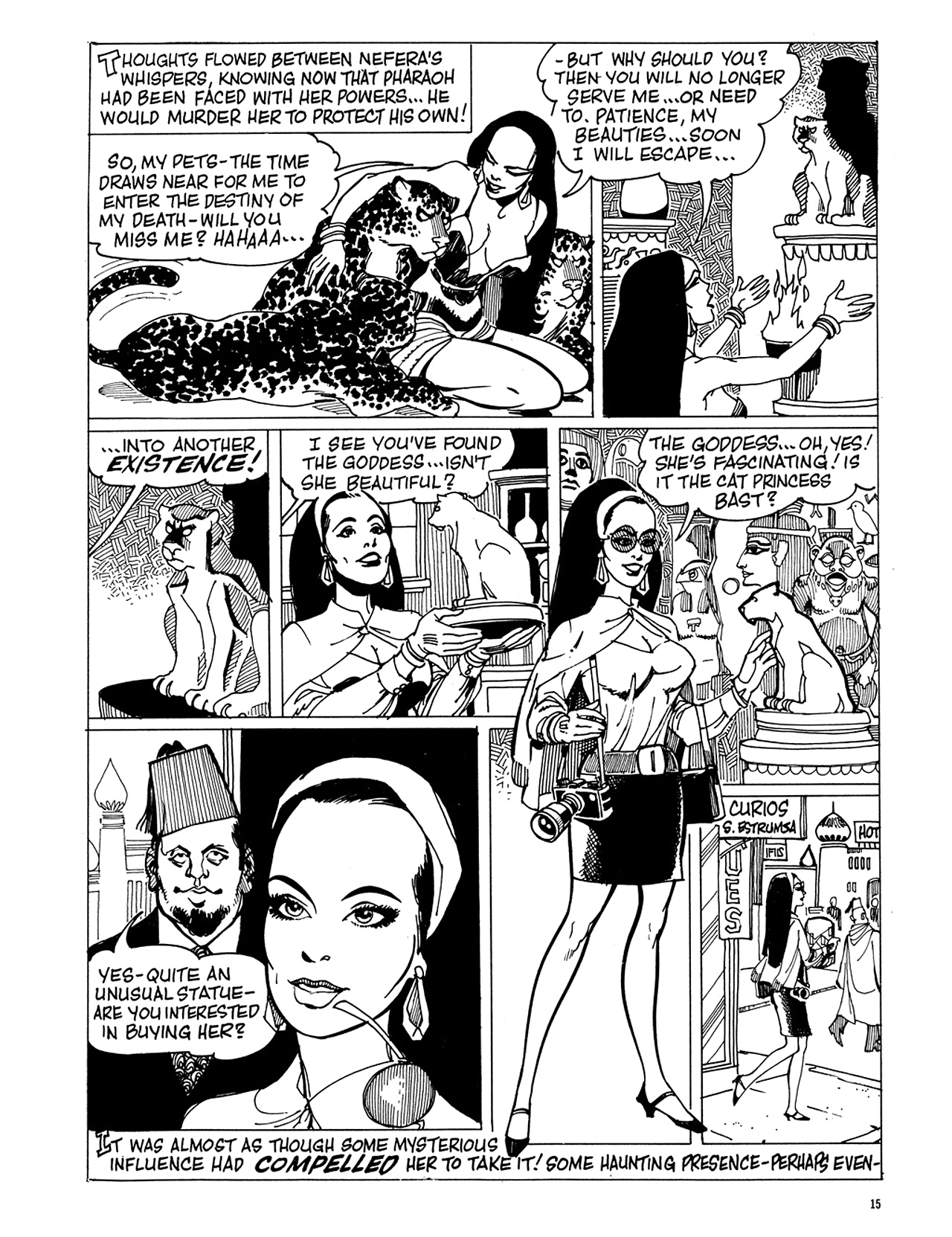 Read online Eerie Archives comic -  Issue # TPB 5 - 16
