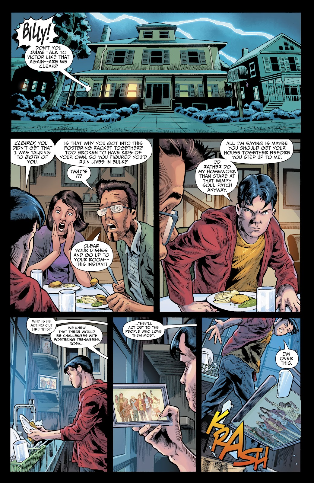 Read online The Infected: King Shazam comic -  Issue # Full - 3