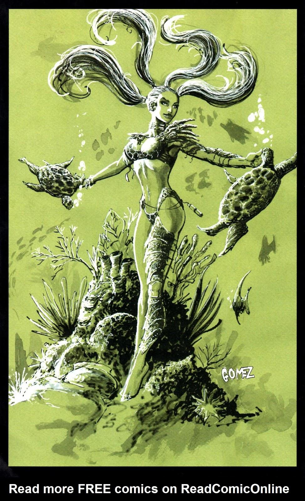 Read online Aspen Splash: Swimsuit Spectacular comic -  Issue # Issue 2010 - 12