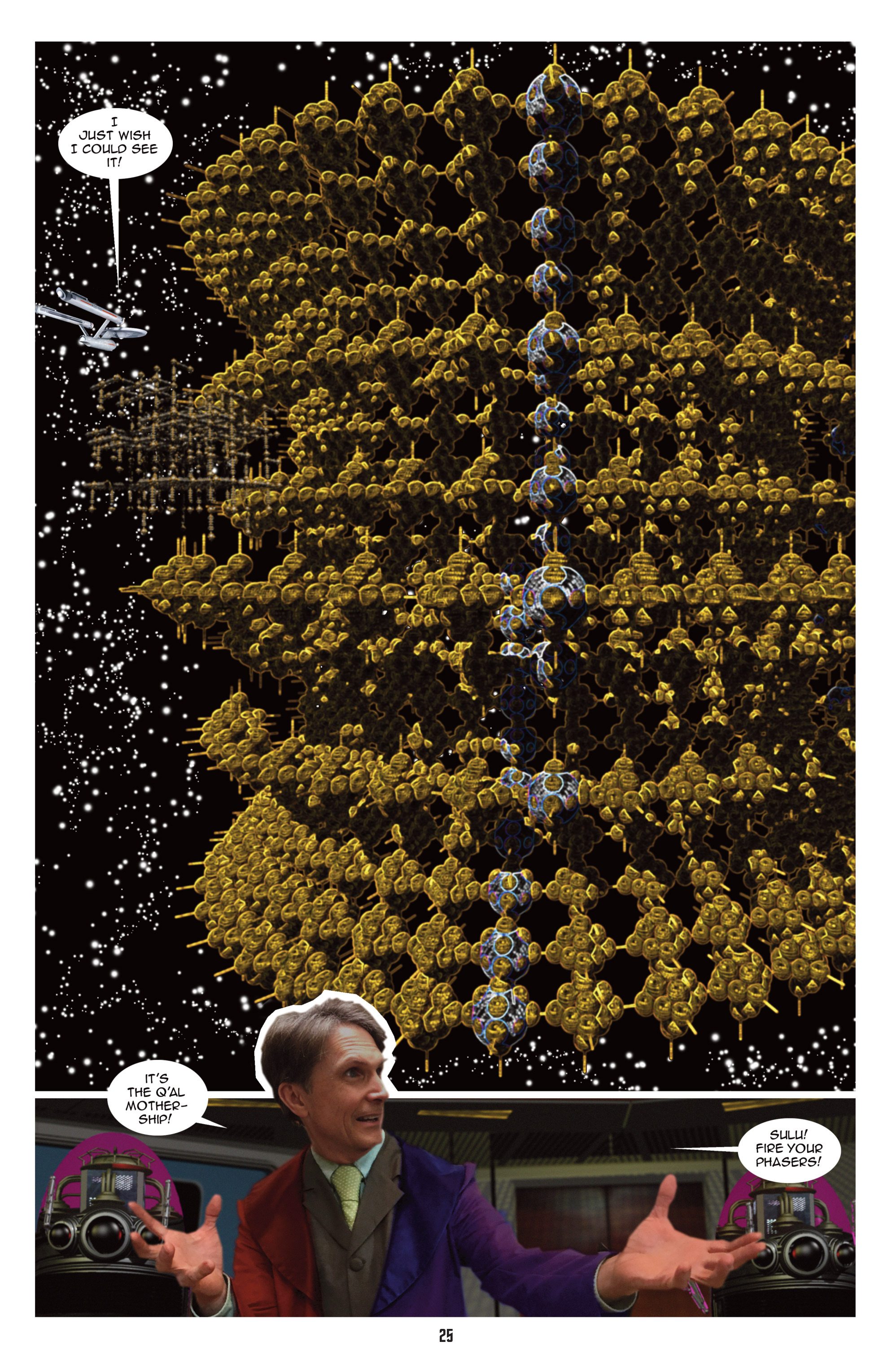 Read online Star Trek: New Visions comic -  Issue #15 - 27