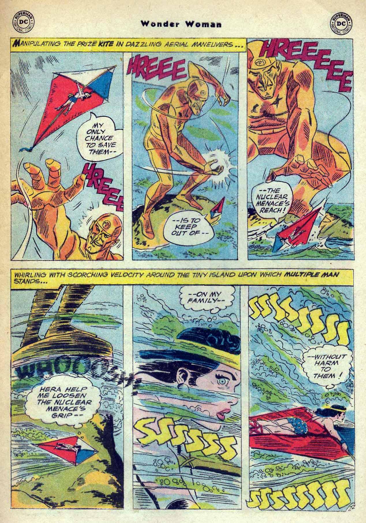 Read online Wonder Woman (1942) comic -  Issue #138 - 29