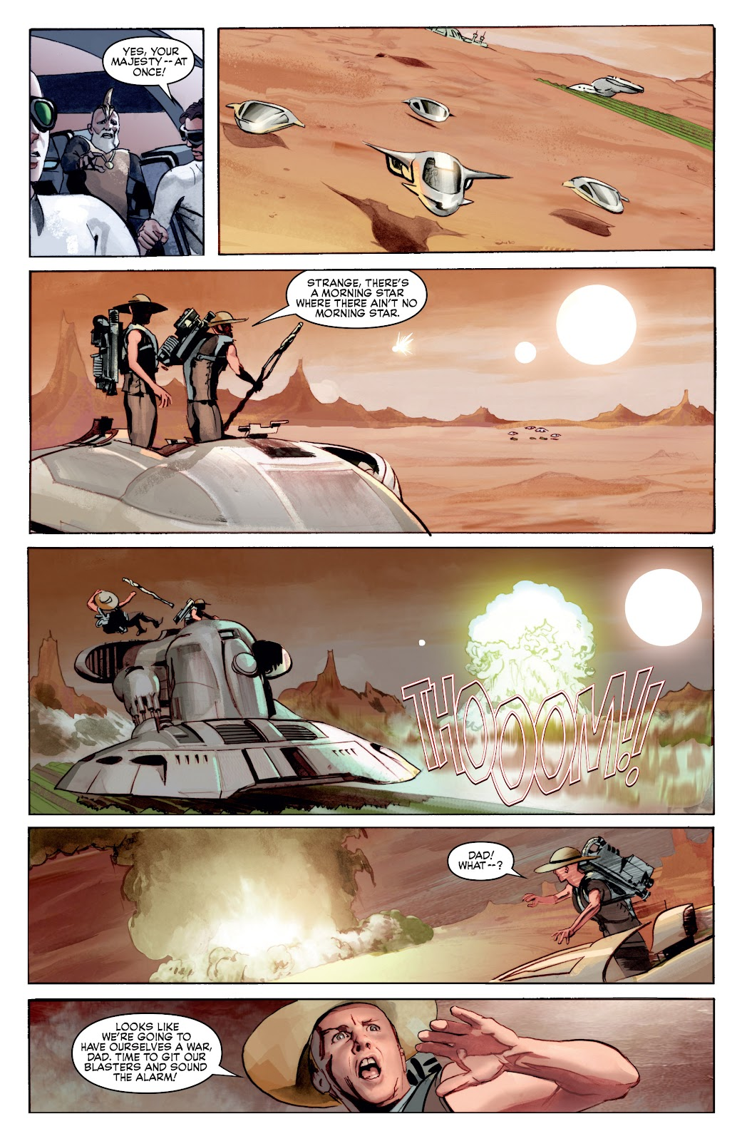 Read online Star Wars Legends: Infinities - Epic Collection comic -  Issue # TPB (Part 4) - 31