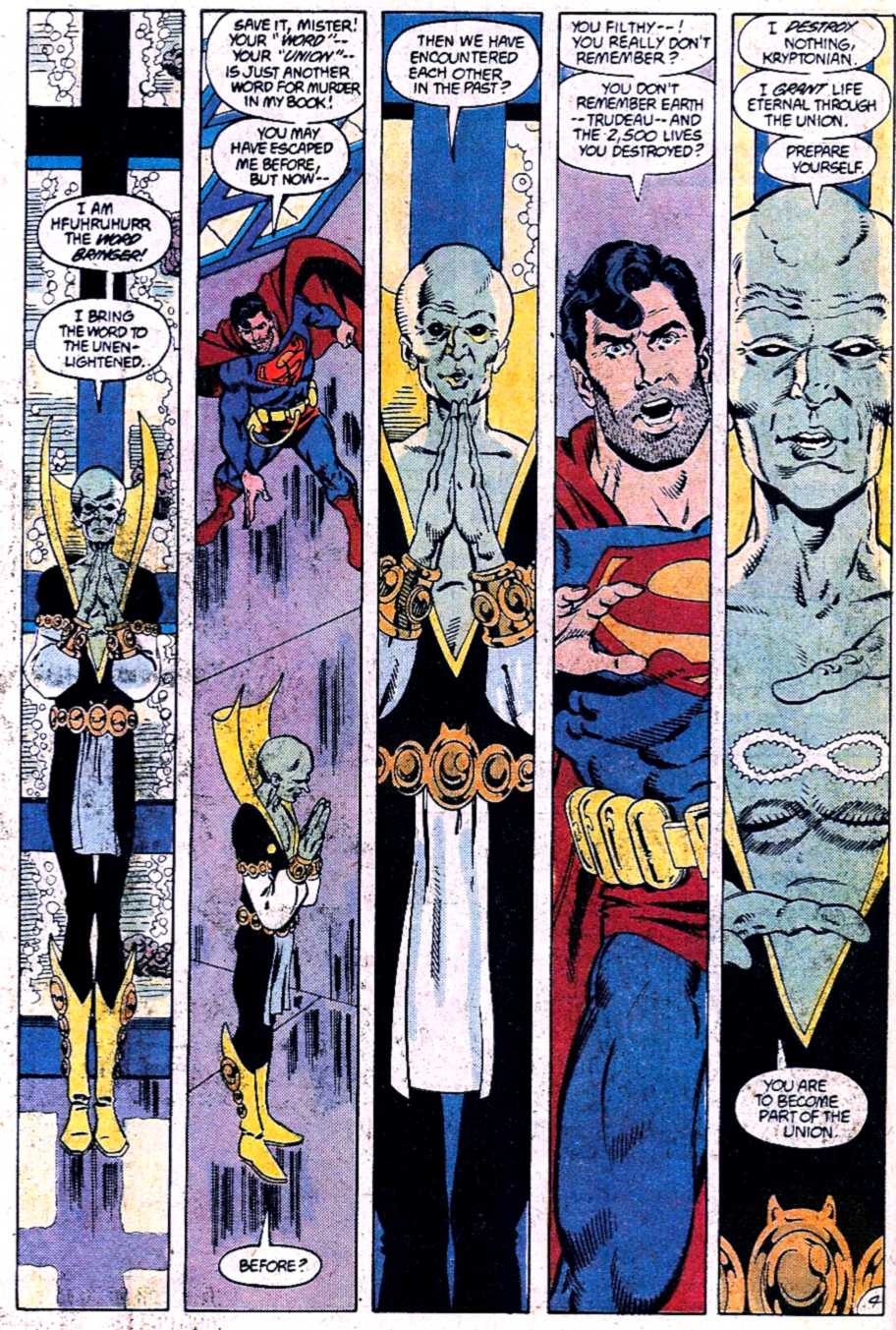 Read online Adventures of Superman (1987) comic -  Issue #452 - 5