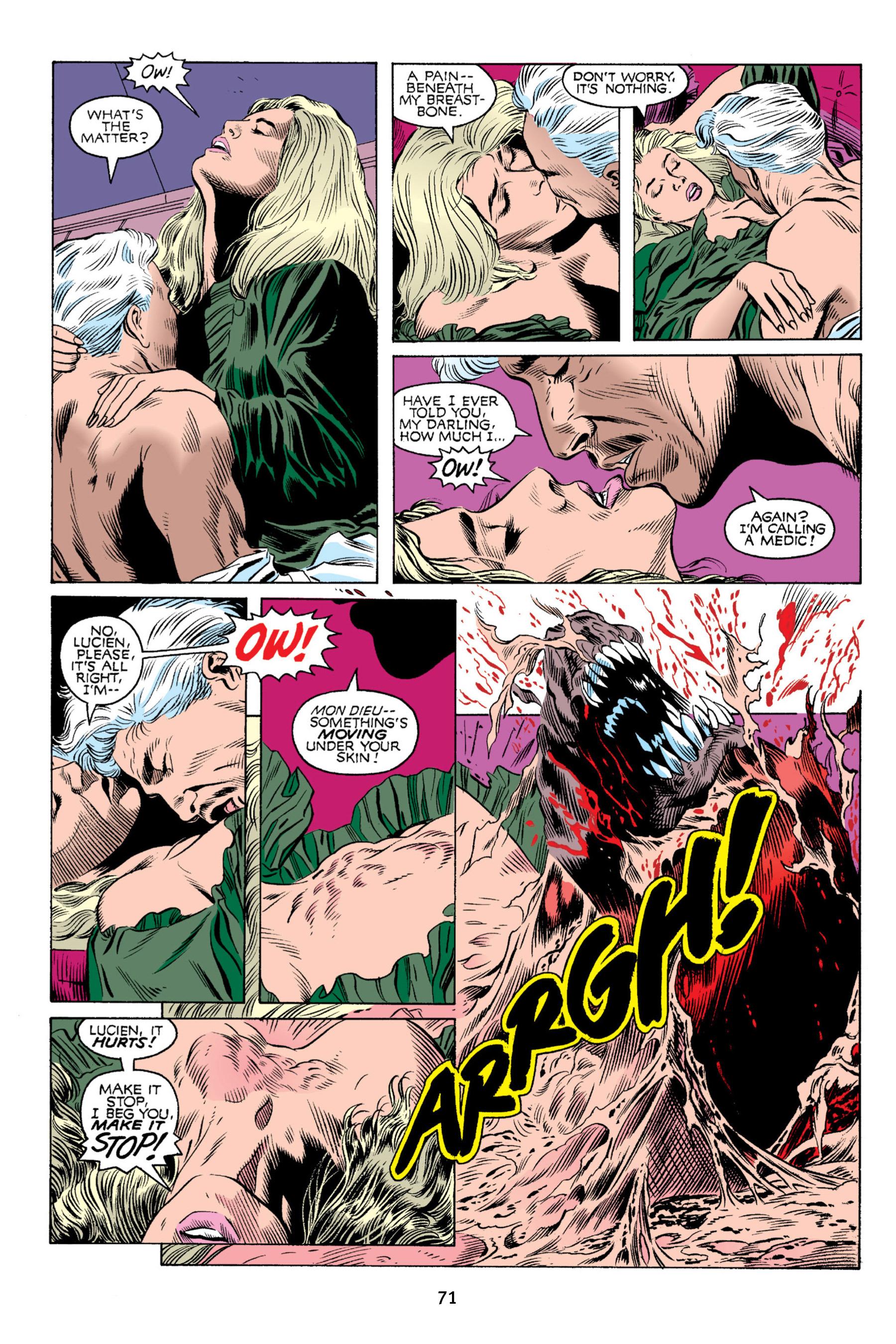 Read online Aliens vs. Predator Omnibus comic -  Issue # _TPB 2 Part 1 - 70