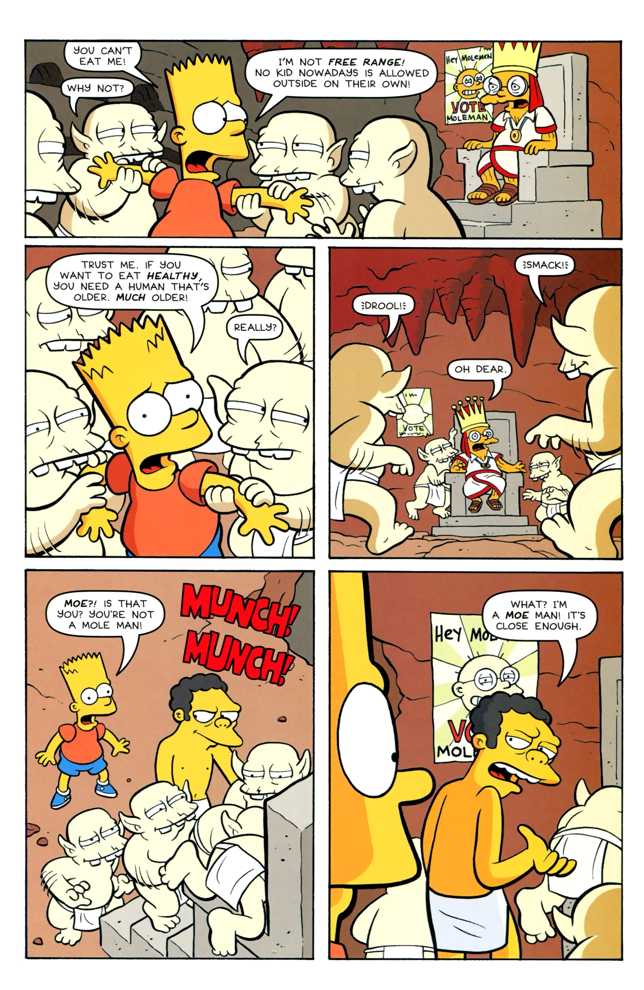 Read online Simpsons Comics Presents Bart Simpson comic -  Issue #100 - 25