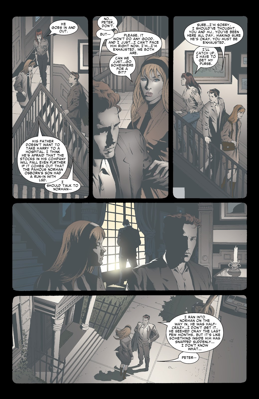 The Amazing Spider-Man by JMS Ultimate Collection issue TPB 3 (Part 2) - Page 81