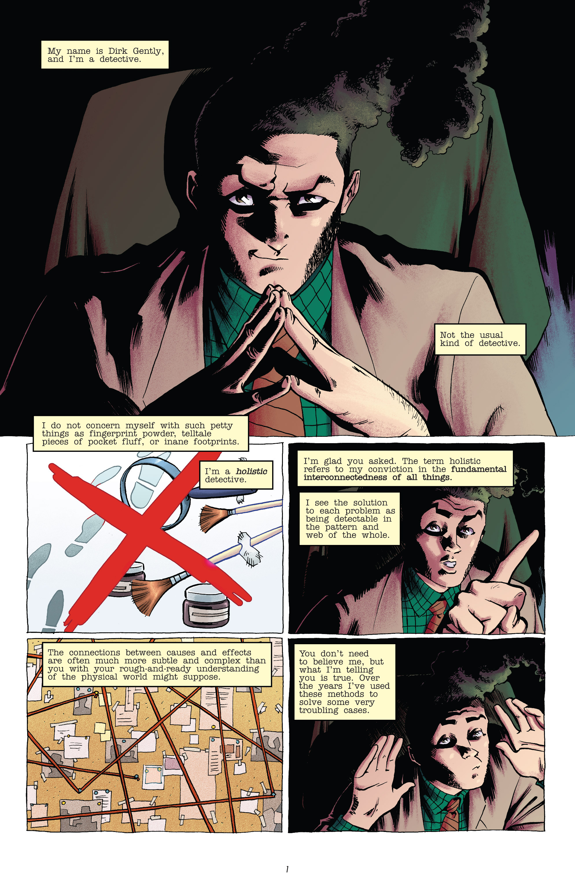 Read online Night Owl Society comic -  Issue #1 - 36
