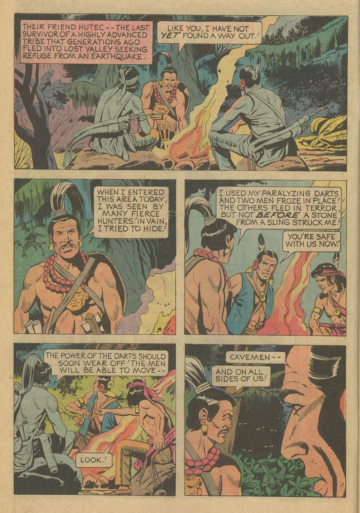 Read online Turok, Son of Stone comic -  Issue #95 - 8