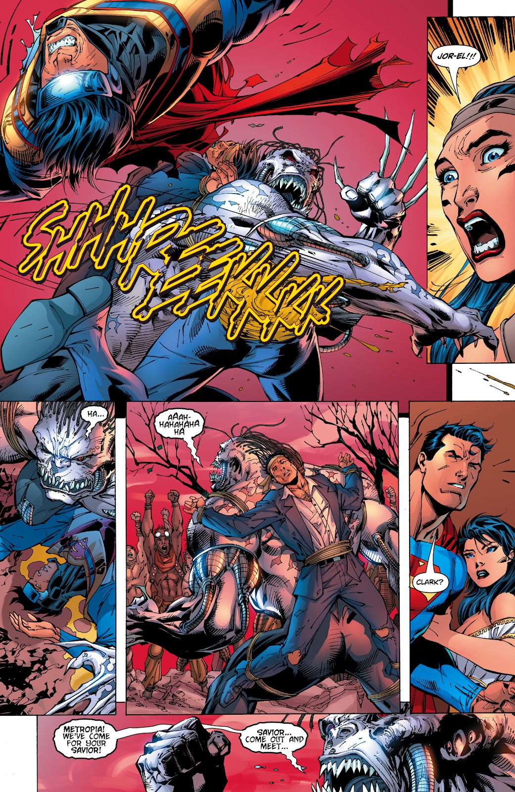 Read online Superman: For Tomorrow comic -  Issue # TPB (Part 3) - 46