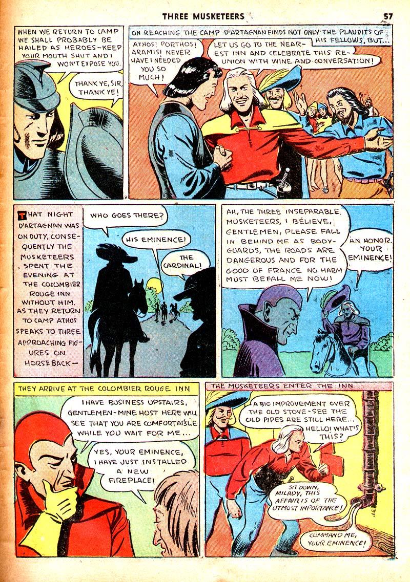 Read online Shadow Comics comic -  Issue #7 - 50