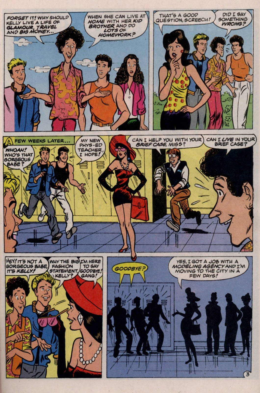 Read online Saved By The Bell comic -  Issue #2 - 24