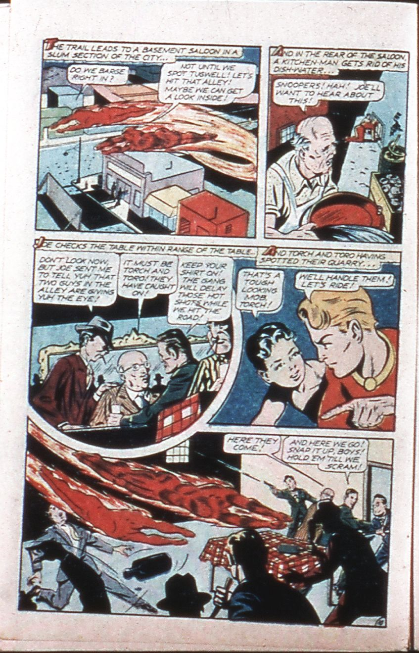 Marvel Mystery Comics (1939) issue 64 - Page 12