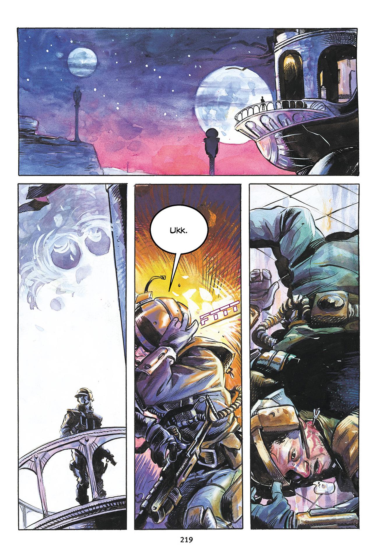 Read online Star Wars Omnibus comic -  Issue # Vol. 10 - 218