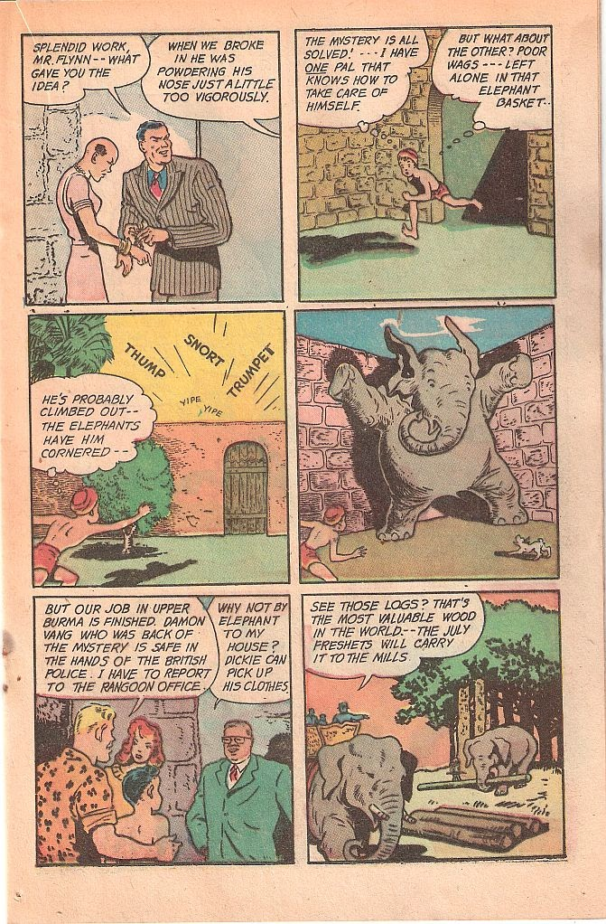 Read online Famous Funnies comic -  Issue #174 - 21