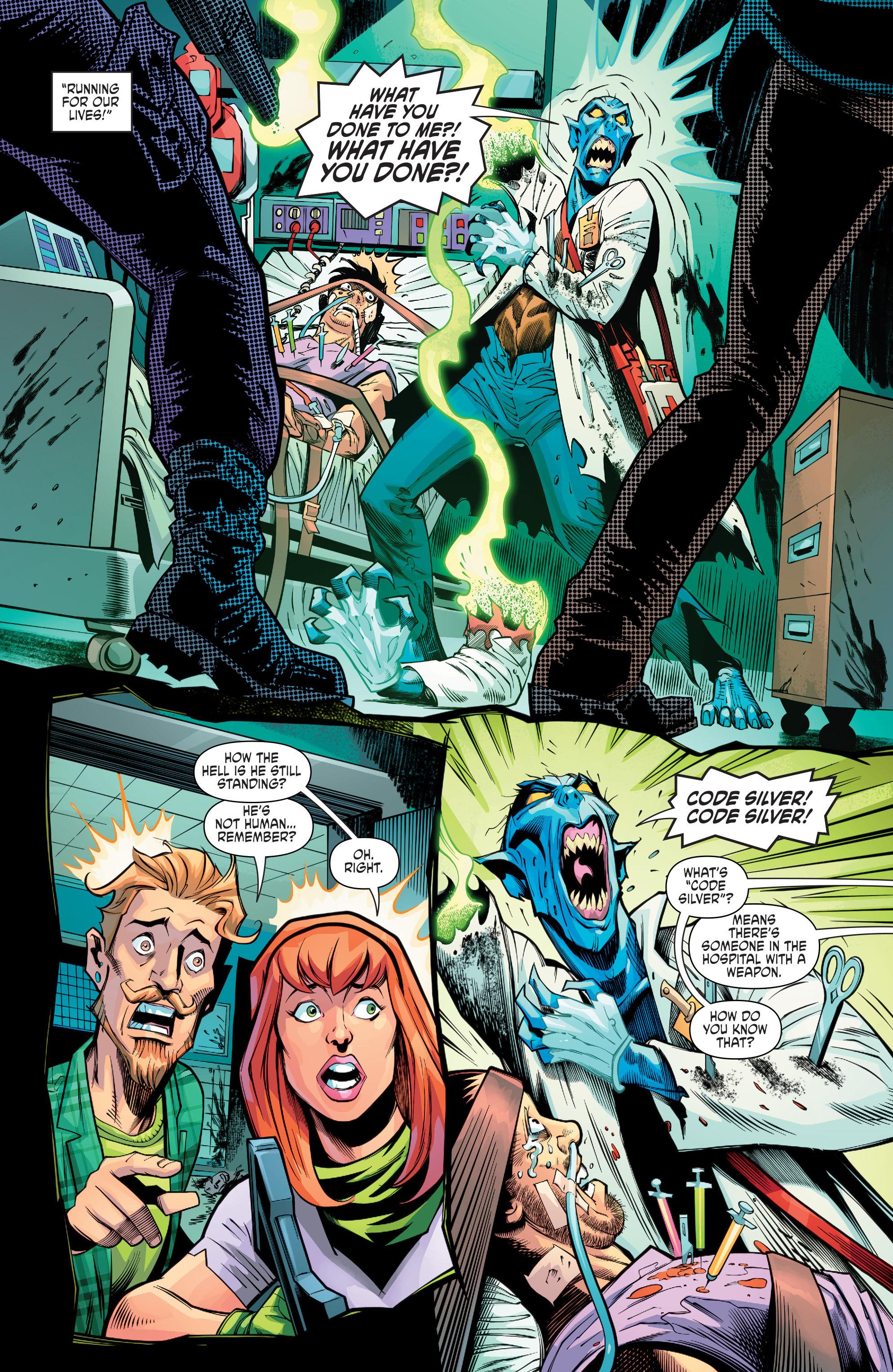 Read online Scooby Apocalypse comic -  Issue #8 - 19
