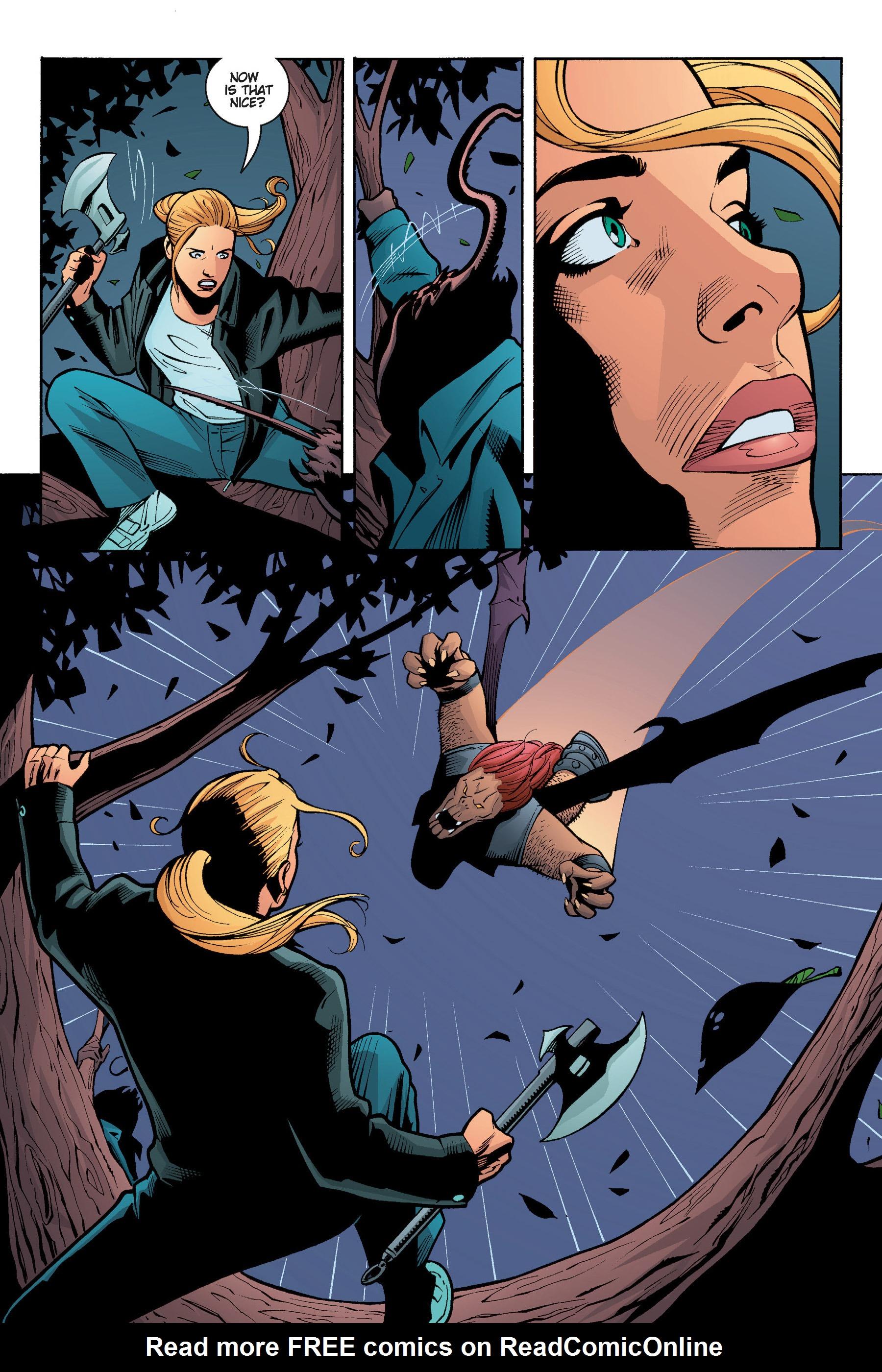 Read online Buffy the Vampire Slayer: Omnibus comic -  Issue # TPB 5 - 179