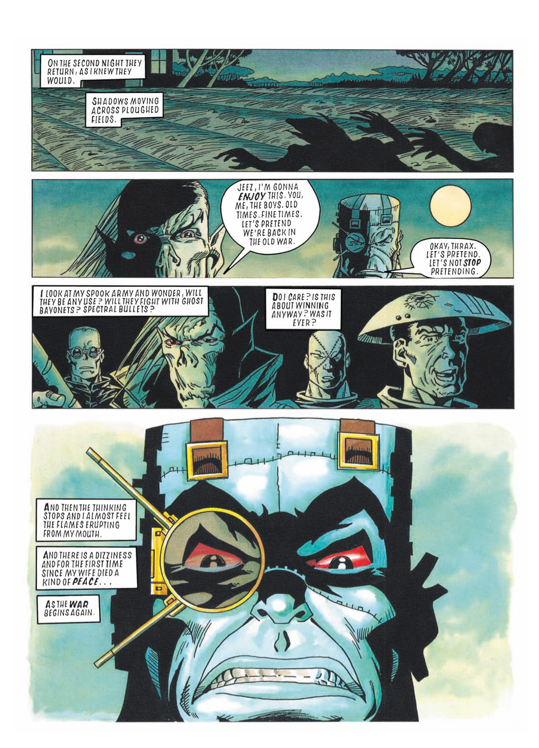 Read online The Complete Bad Company comic -  Issue # TPB - 295