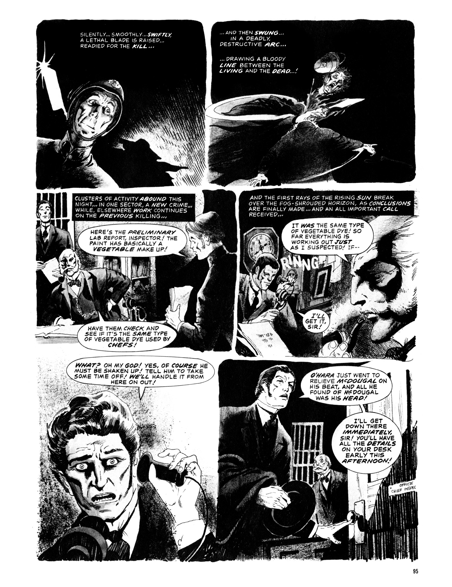 Read online Eerie Archives comic -  Issue # TPB 12 - 96