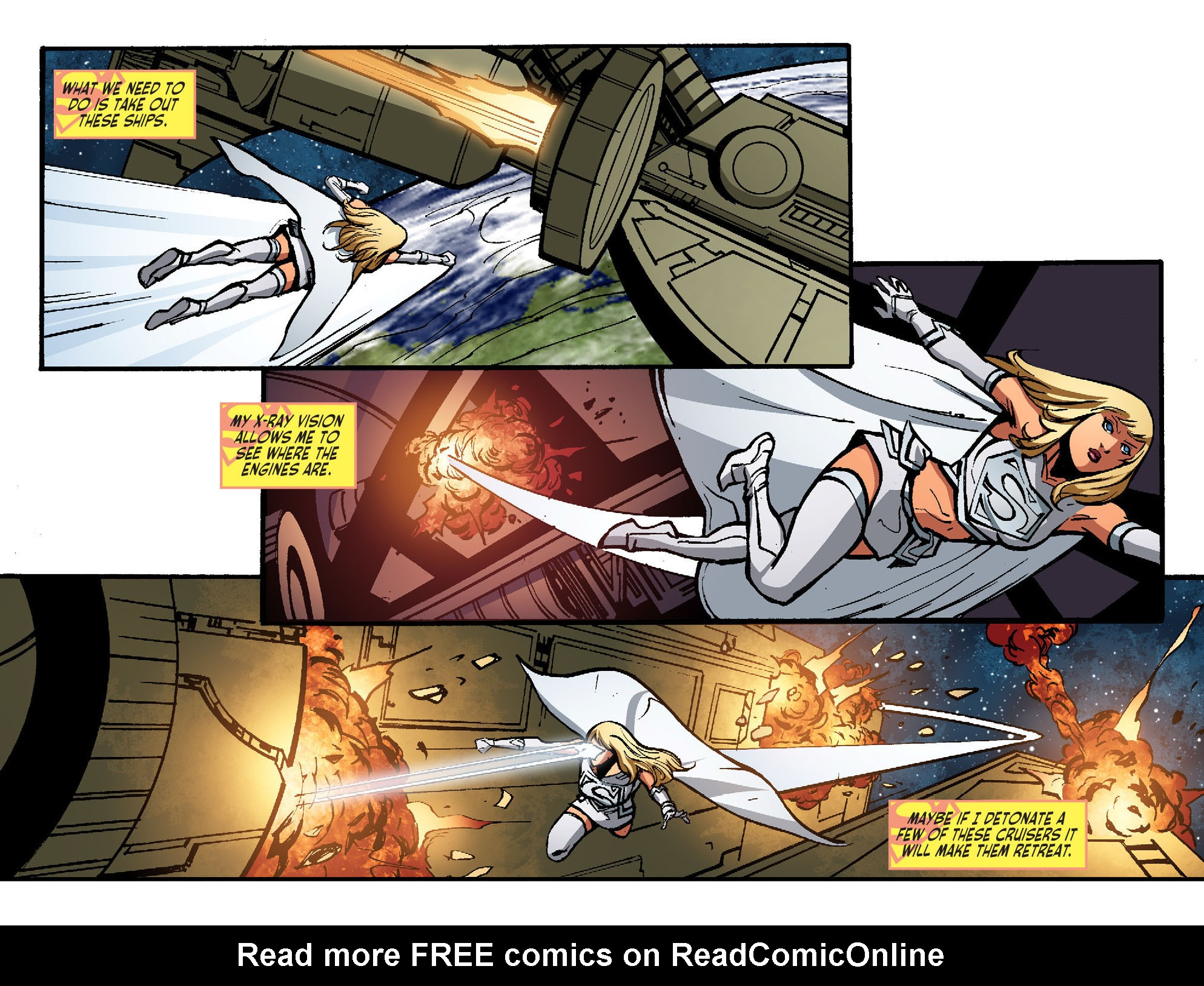 Read online Ame-Comi Girls comic -  Issue #17 - 18