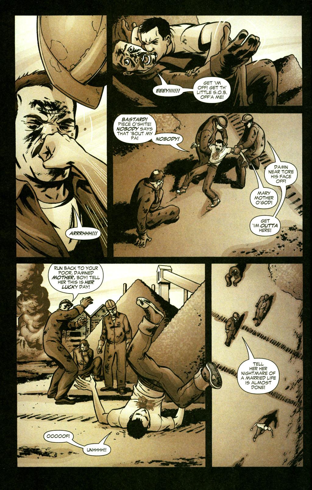Read online Fallen Angel (2003) comic -  Issue #16 - 3
