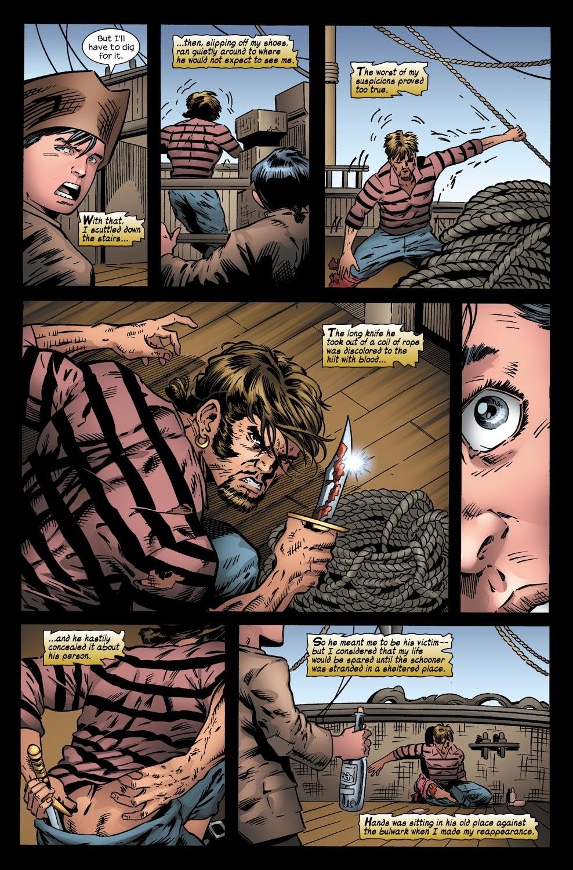 Read online Treasure Island comic -  Issue #4 - 19