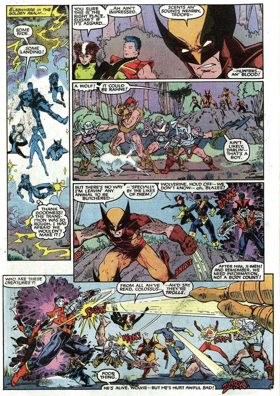 Read online Uncanny X-Men (1963) comic -  Issue # _Annual 9 - 14